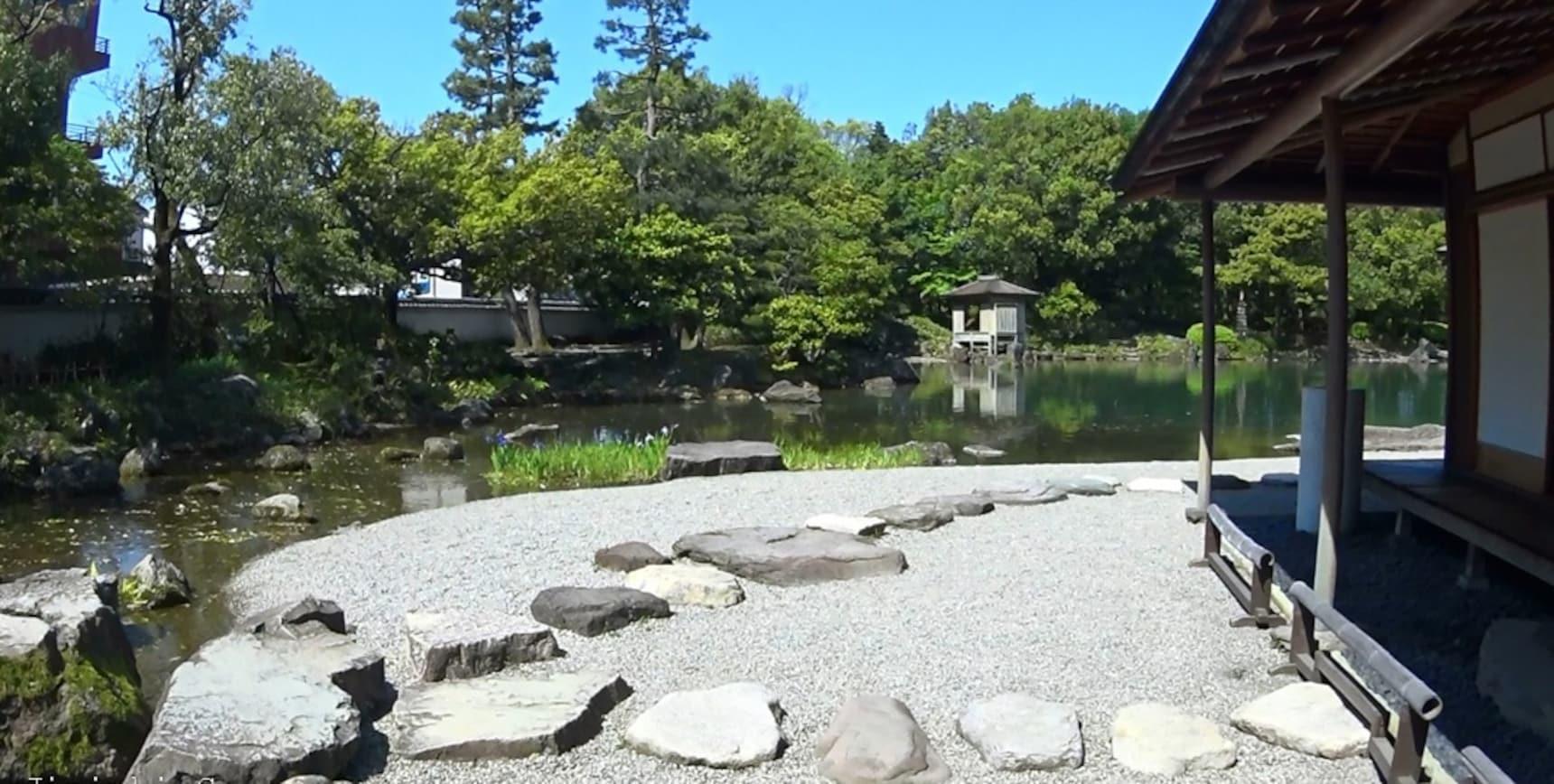 Yokokan Teien: A Splendid Secret Garden
