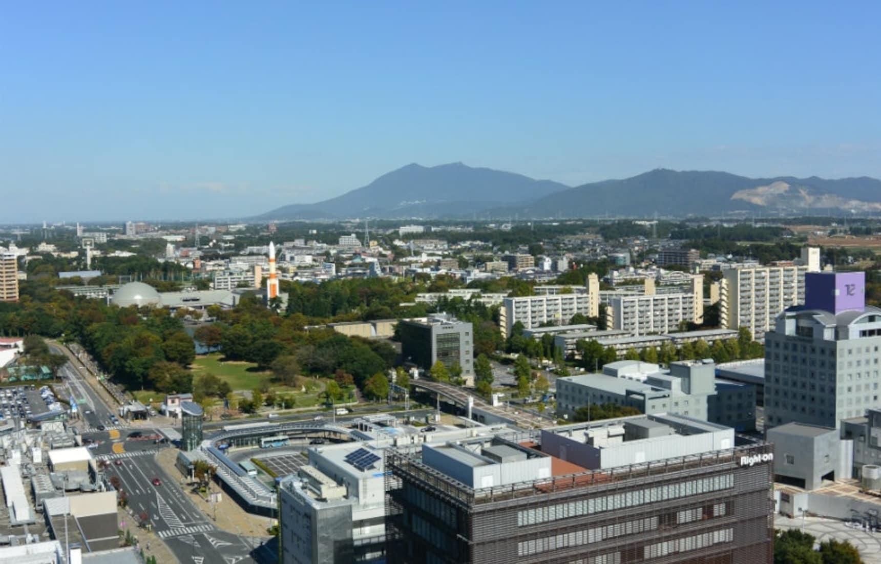 Tsukuba: City of Science & Nature