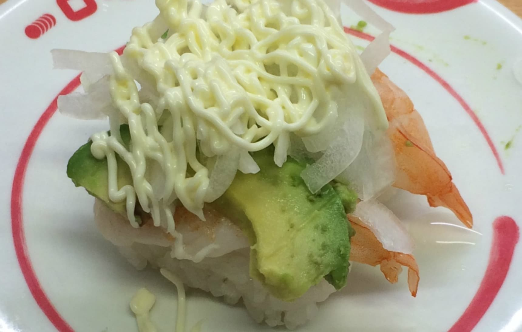 Image result for images of western style sushi