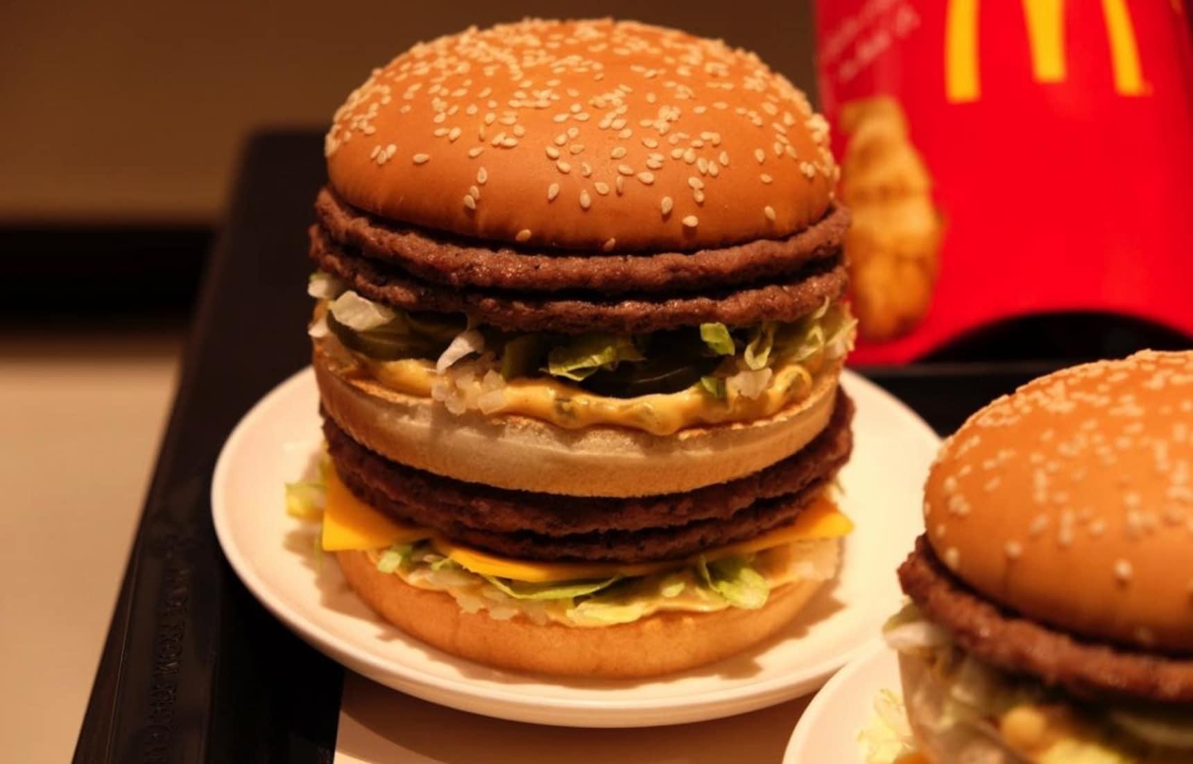 5 เทคนิคลับในการกิน McDonald's