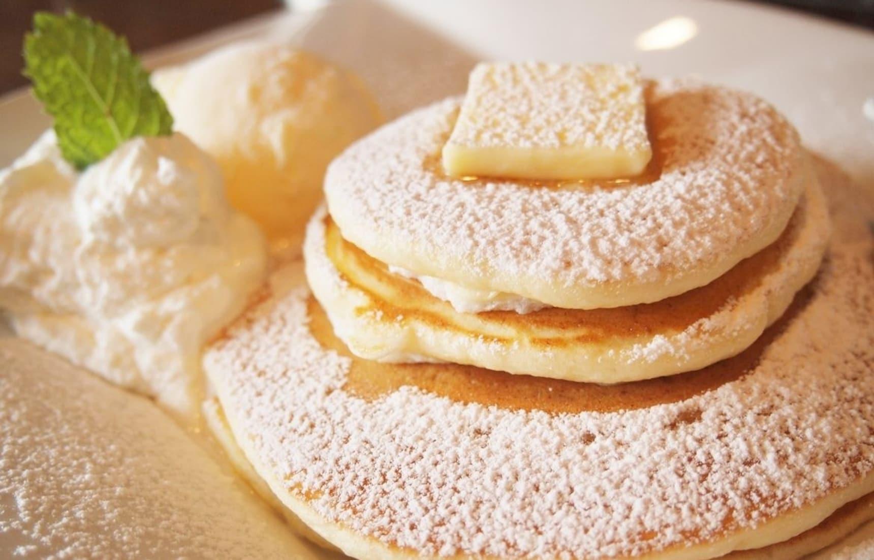 能够吃到软绵绵松饼的京都咖啡店10选