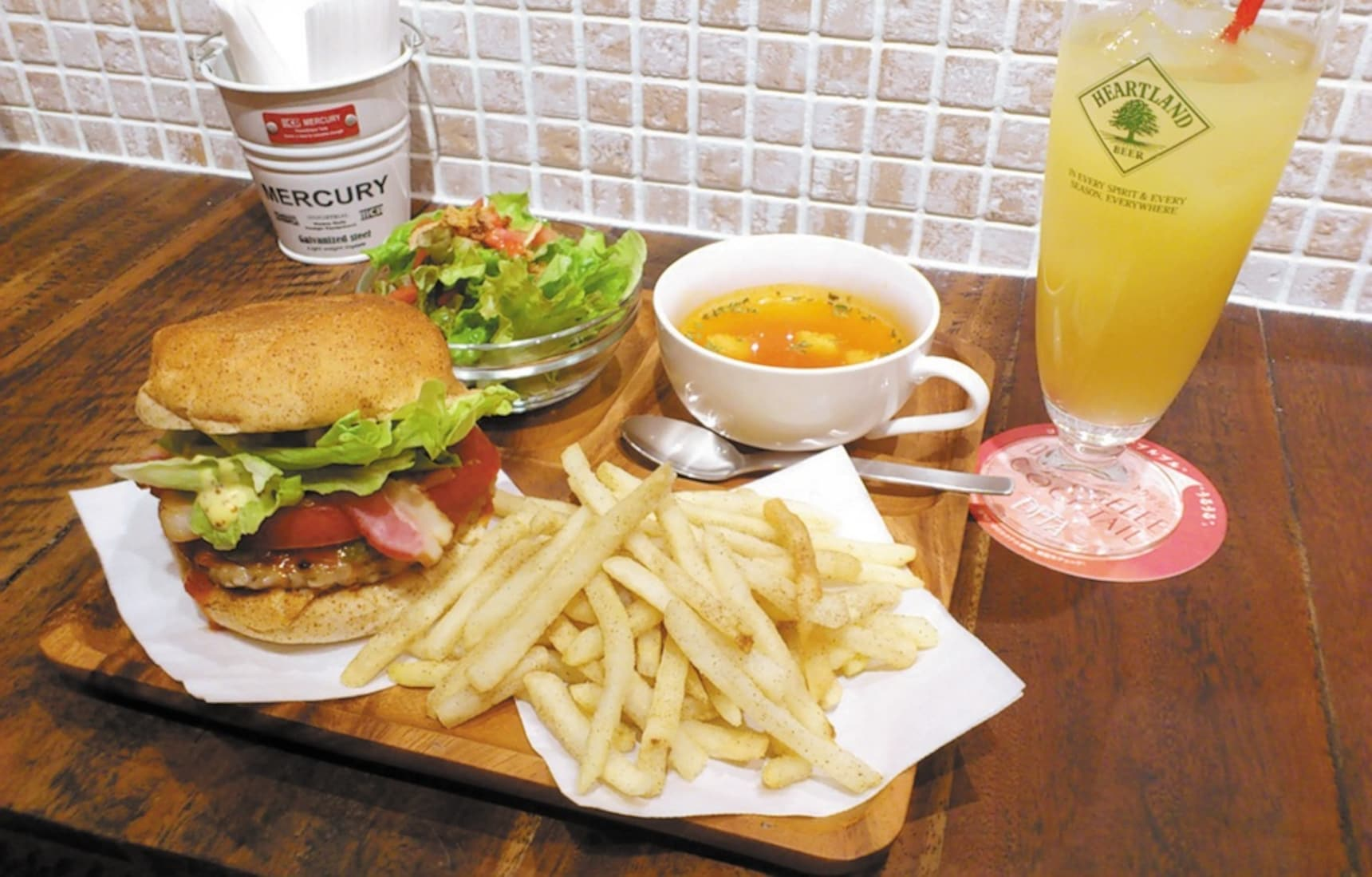 The 5 Best Burgers in the Tokai Area
