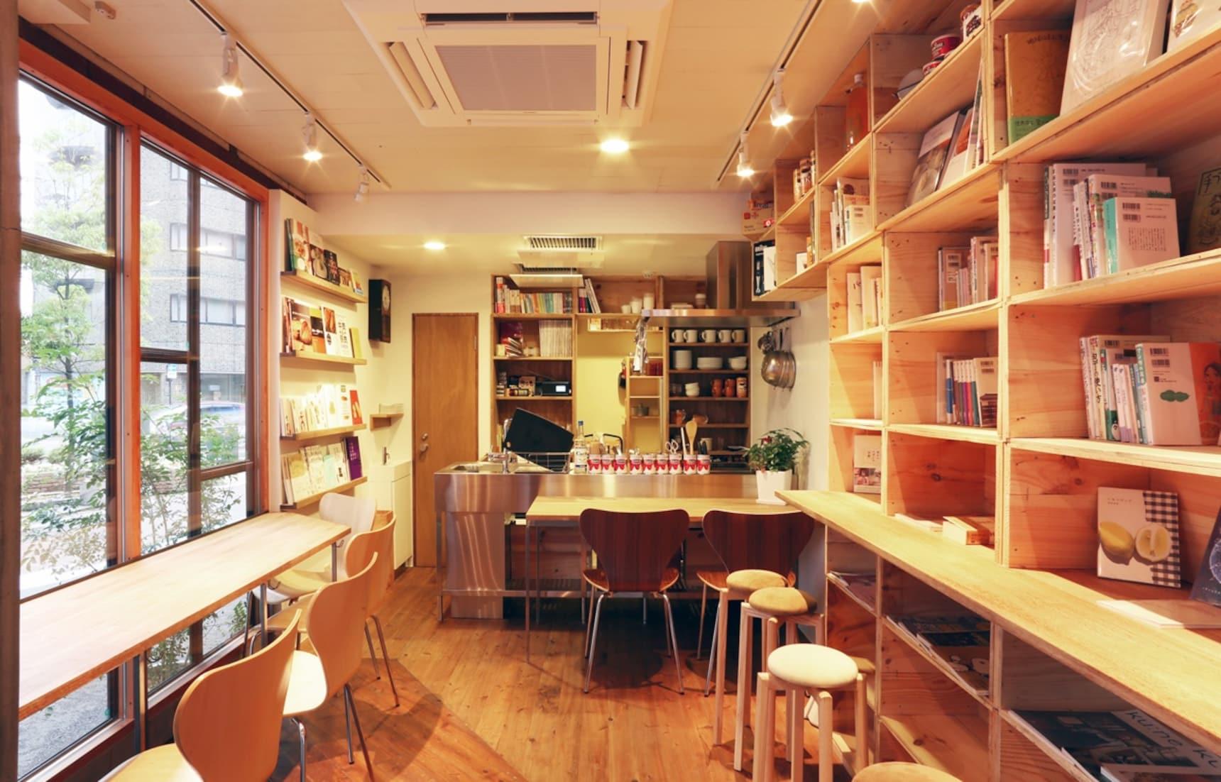 新宿人气前5名的咖啡店