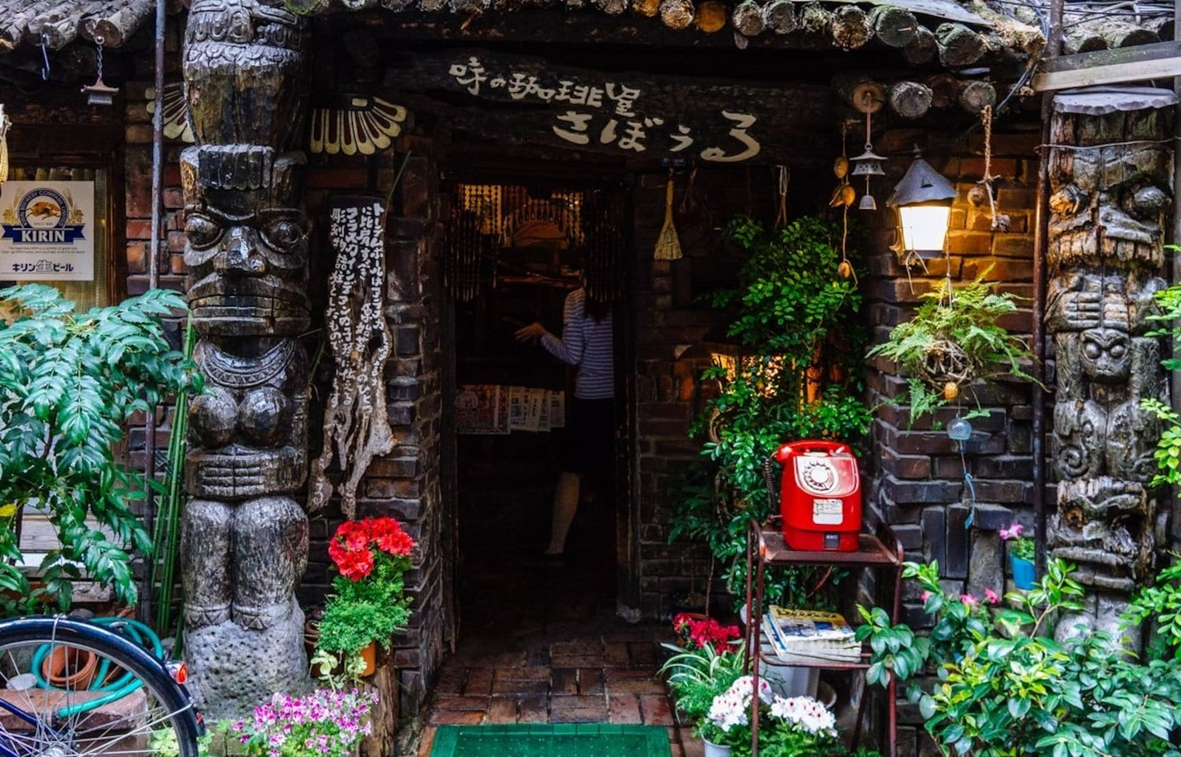 去寻找一个梦想 — 神保町昭和复古风咖啡店