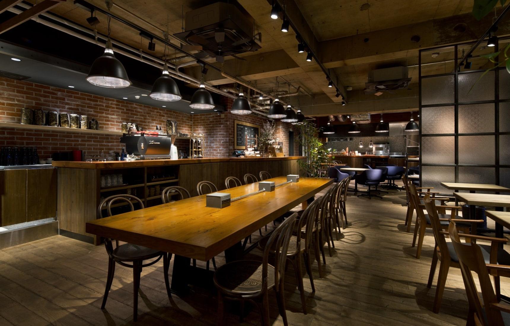 大家来找茬,日本Cafe和喫茶店大不同!