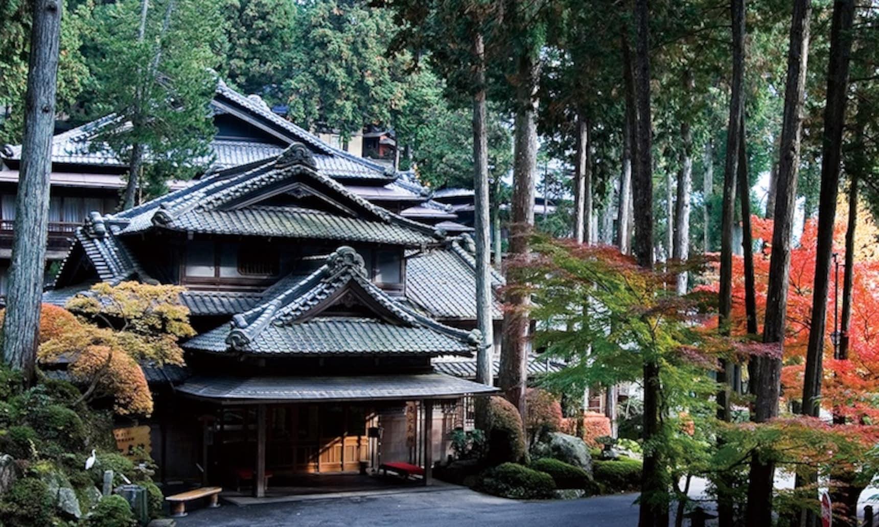 Charming Traditional Ryokan in Gero
