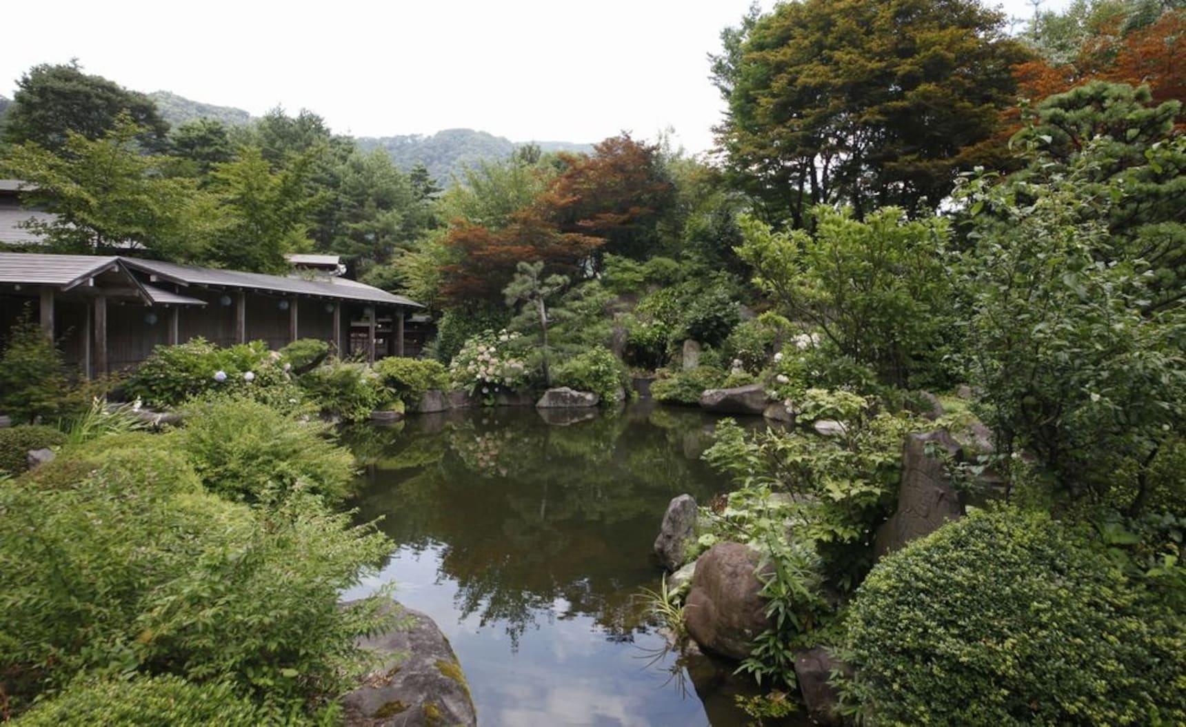 7 เรียวกังที่มีสวนญี่ปุ่นงดงาม