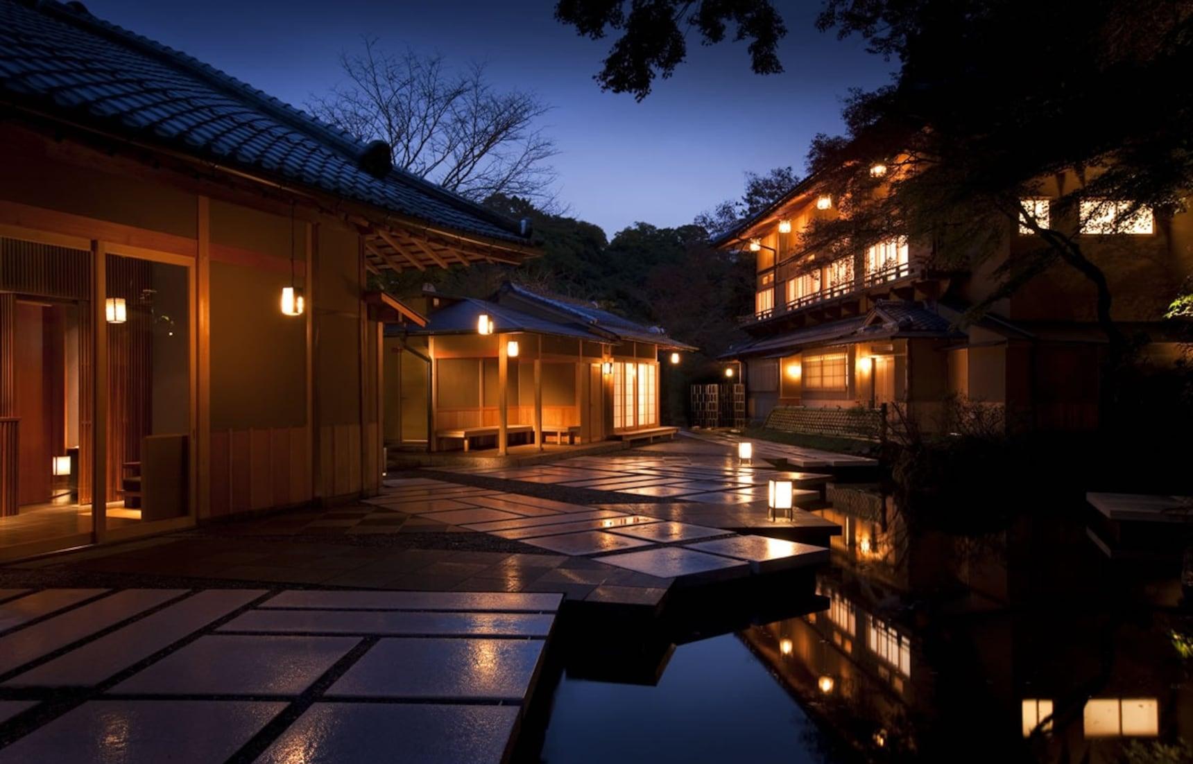 6 เรียวกังบรรยากาศรื่นรมย์ใน Kyoto