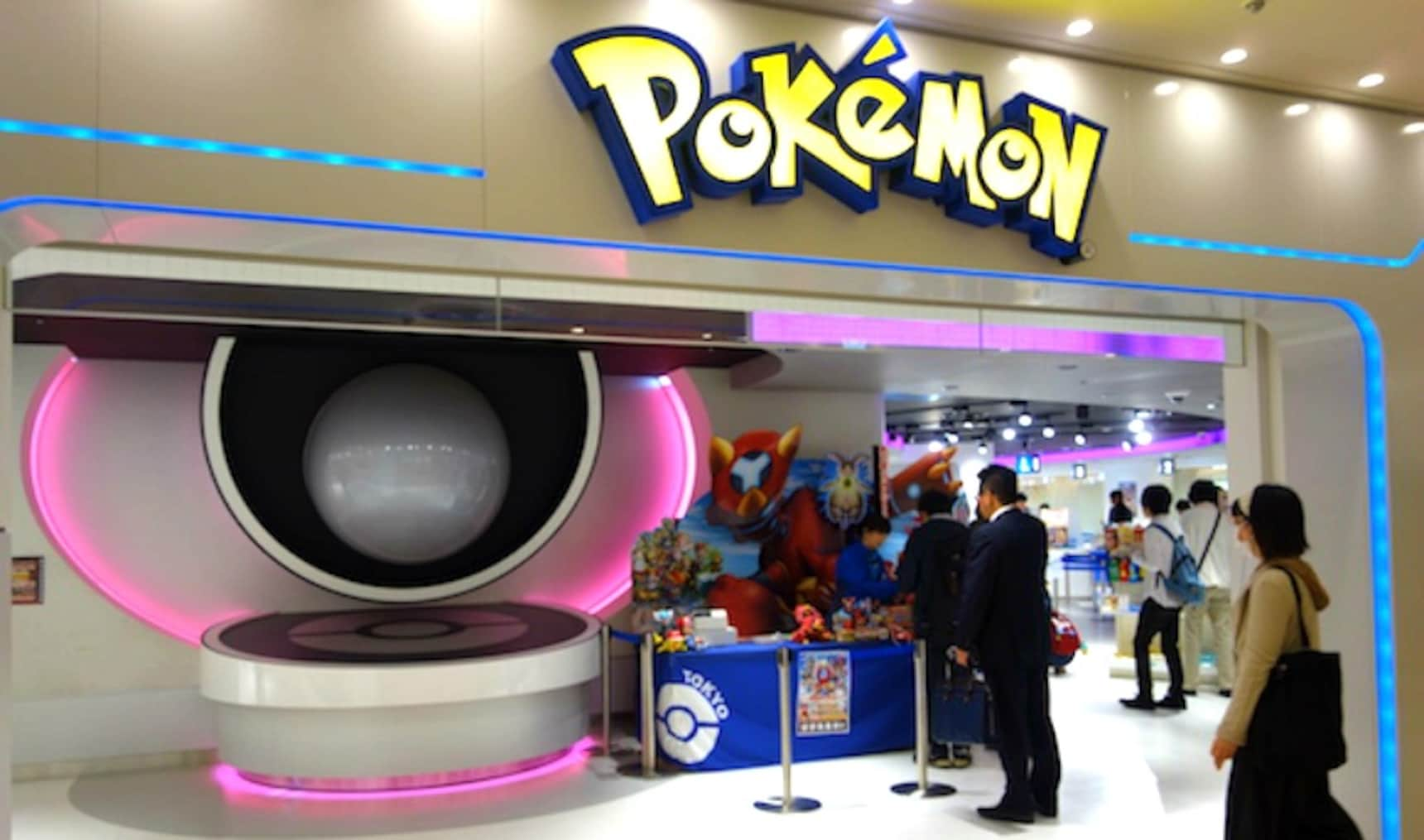 10 Things to Buy at This Tokyo Pokémon Center