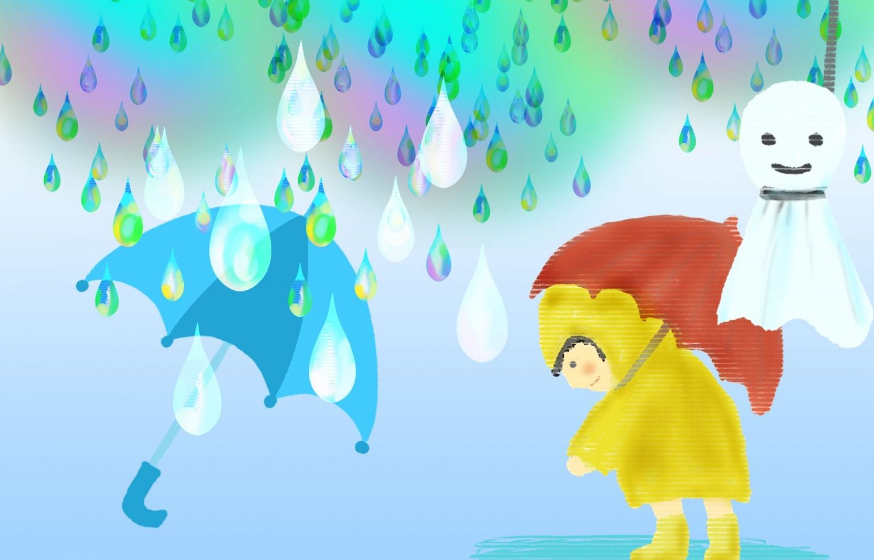 雨具大世界 — 兒童雨衣篇