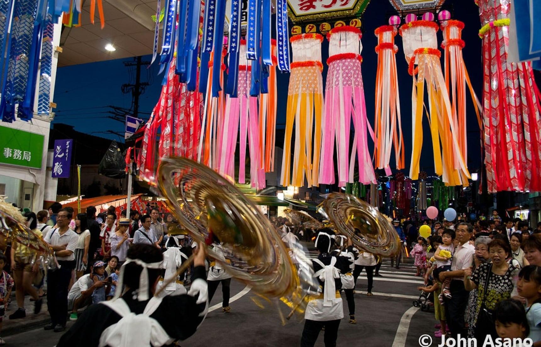 Ichinomiya Tanabata Festival All About Japan