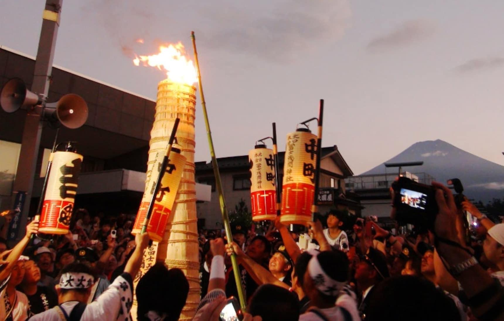 4 Incredible Summer Fire Festivals