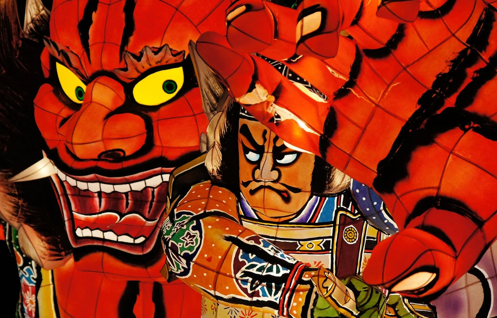 【日本自由行】東北夏日必訪三大祭典