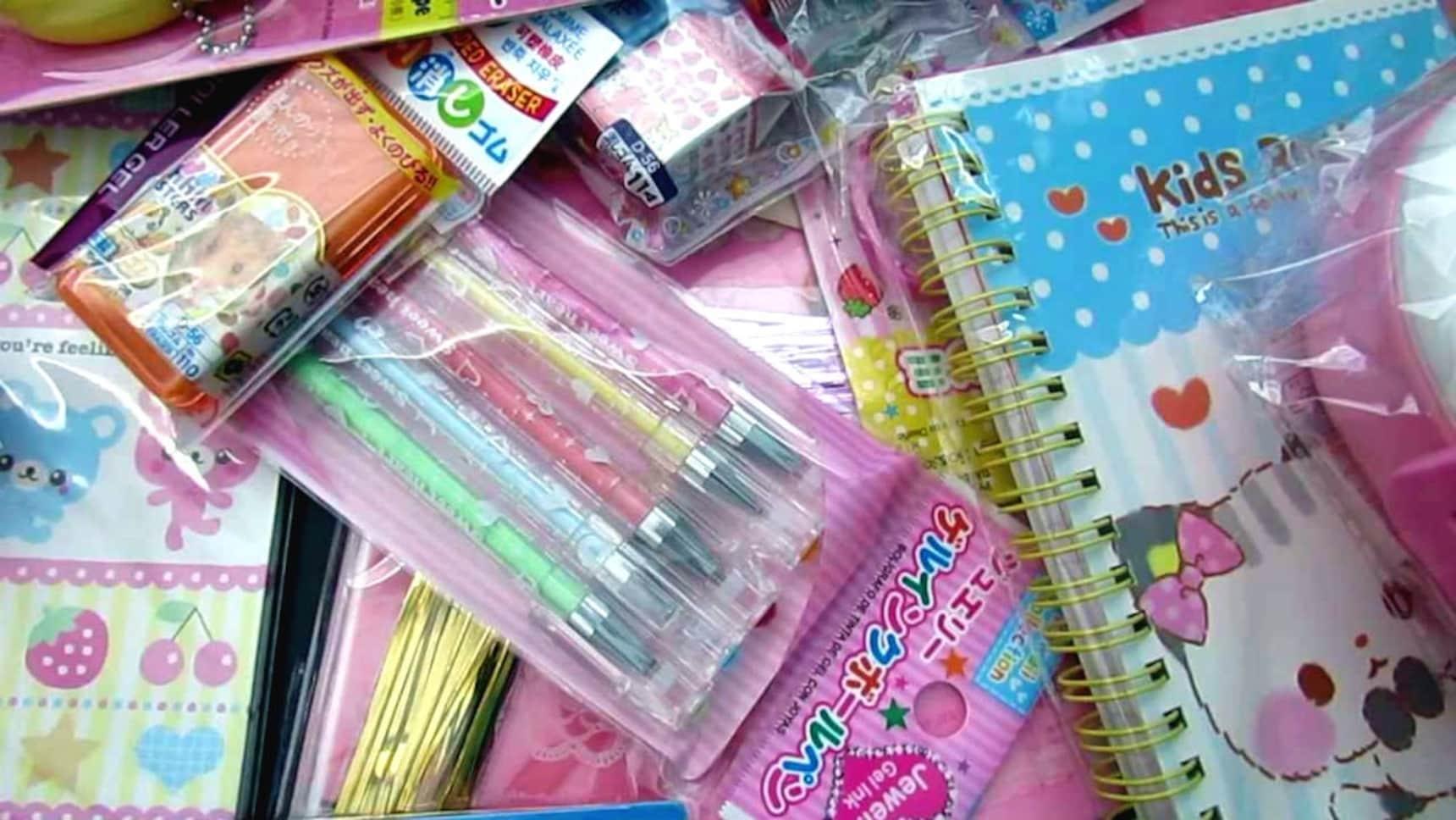 ¥100 Shop Stationery