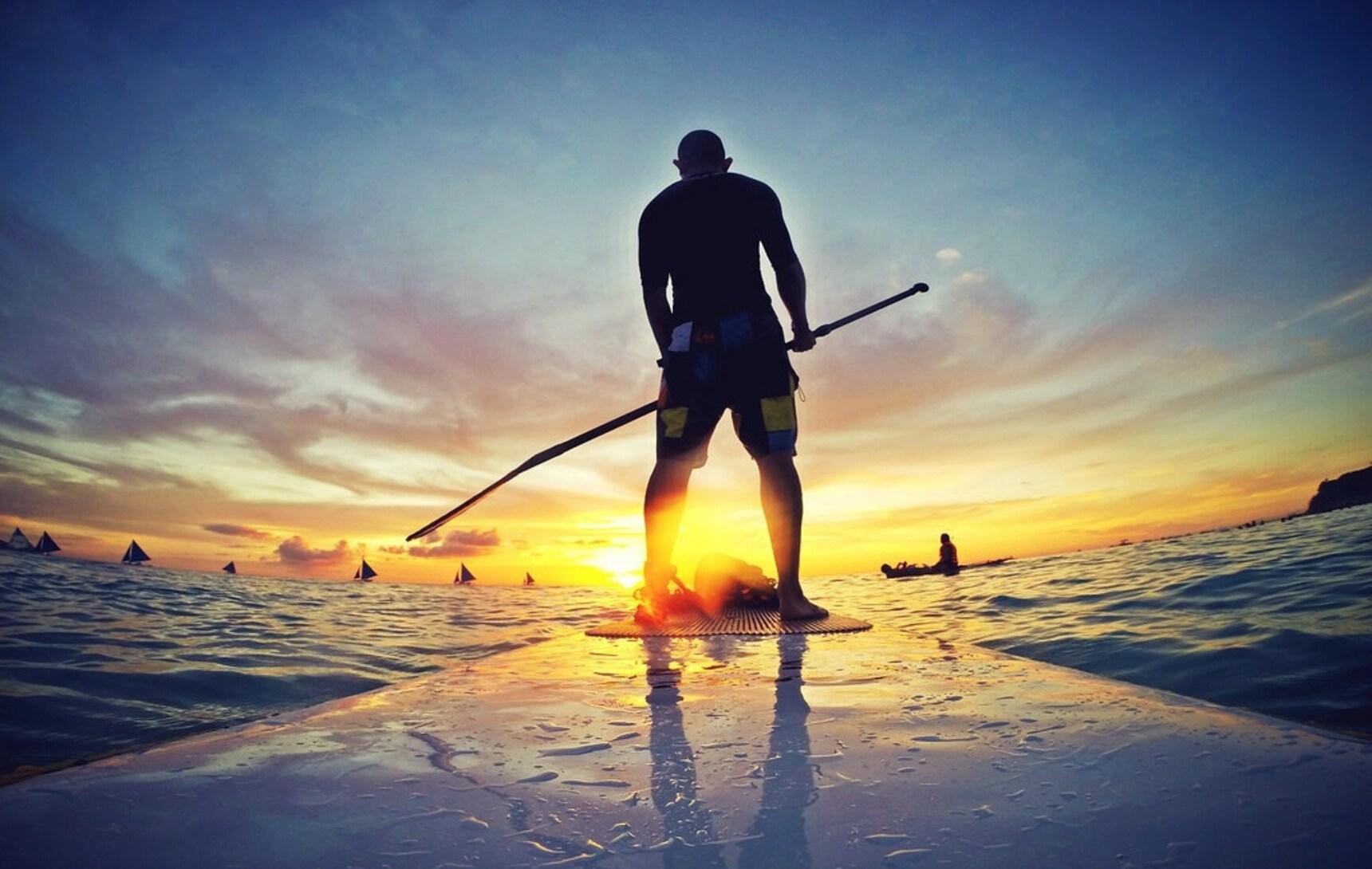 想在夏天GET新技能嗎?來跟我做水上漂,SUP入門指導