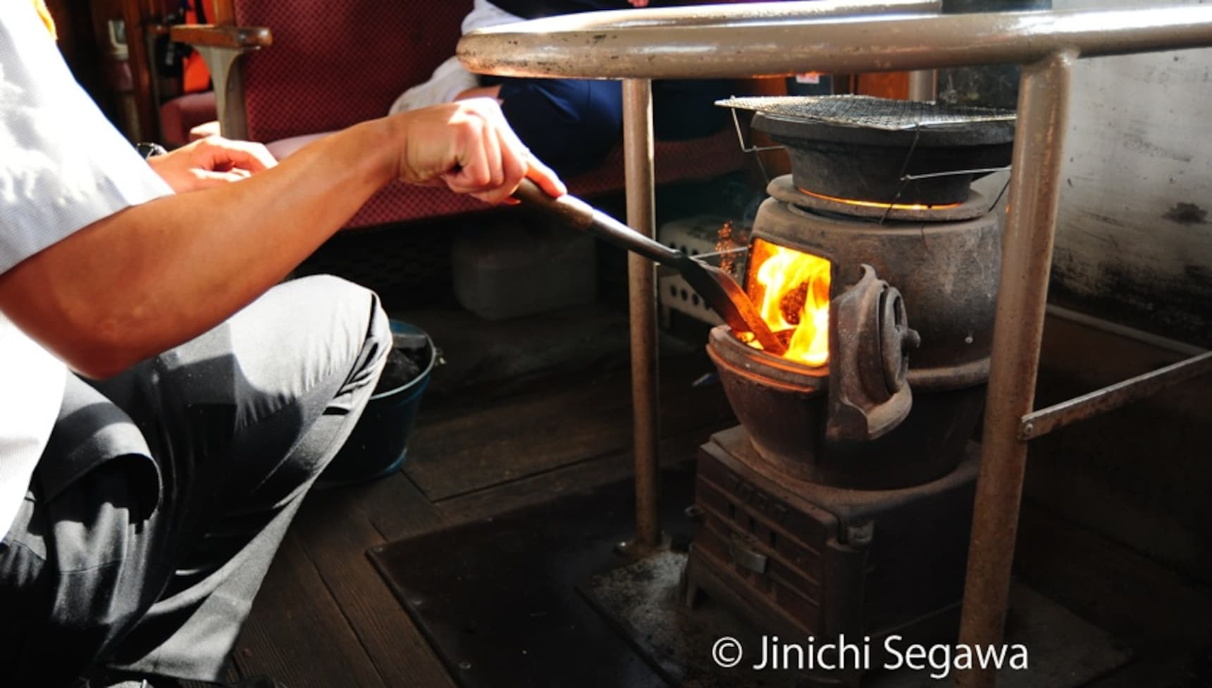 Can You Survive Aomori's Summer Stove Train?