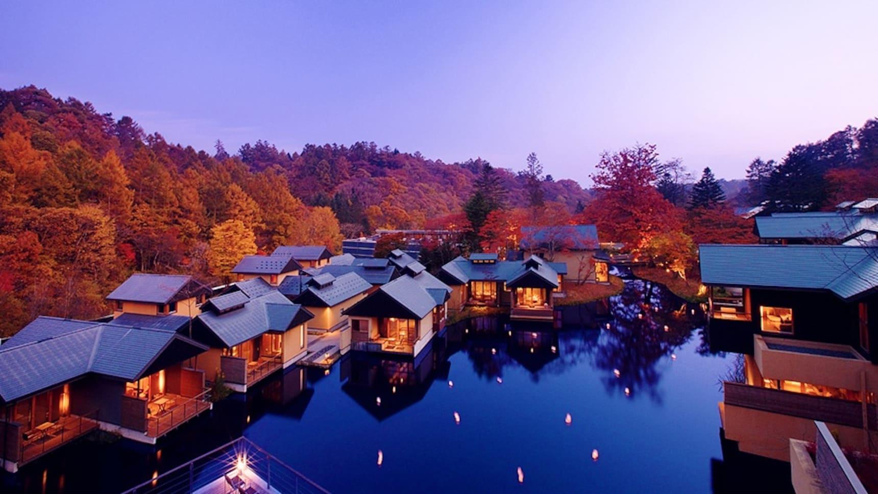 3 Karuizawa Hotels with Atmosphere!