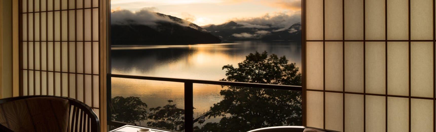 5 Dreamy Hotels in Nikko