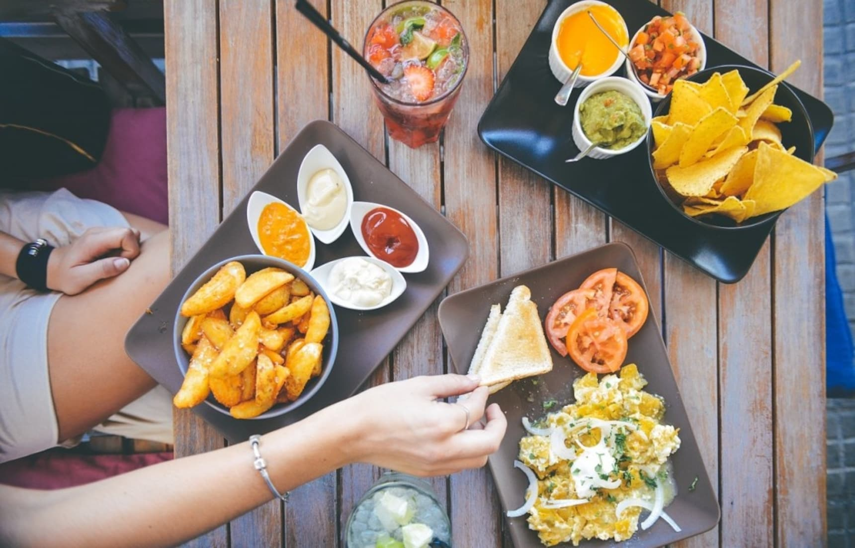 即使是減肥中,也可以去享用的4家東京餐廳