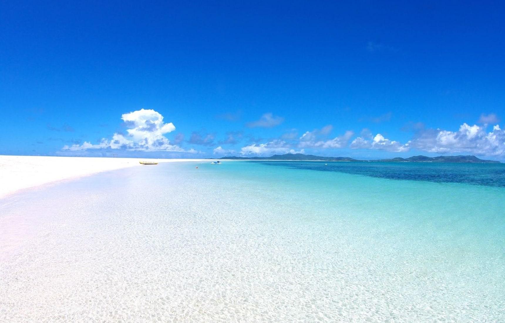 6 อันดับชายหาดแสนงดงาม สวรรค์ในญี่ปุ่น