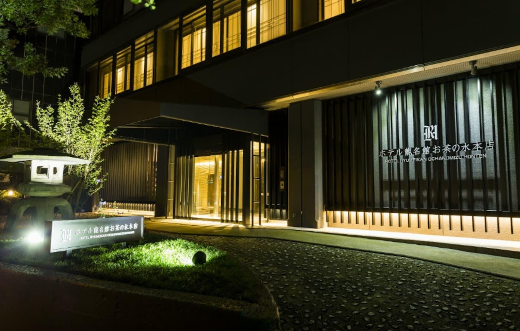 【東京住宿】繁華中的幽靜!東京都心傳統日式旅館4選