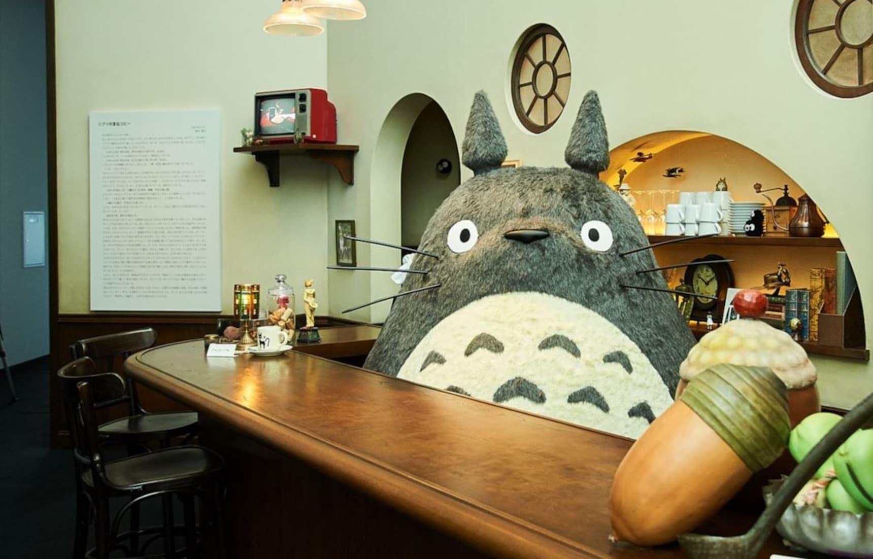 Ghibli Exhibition Event Report!
