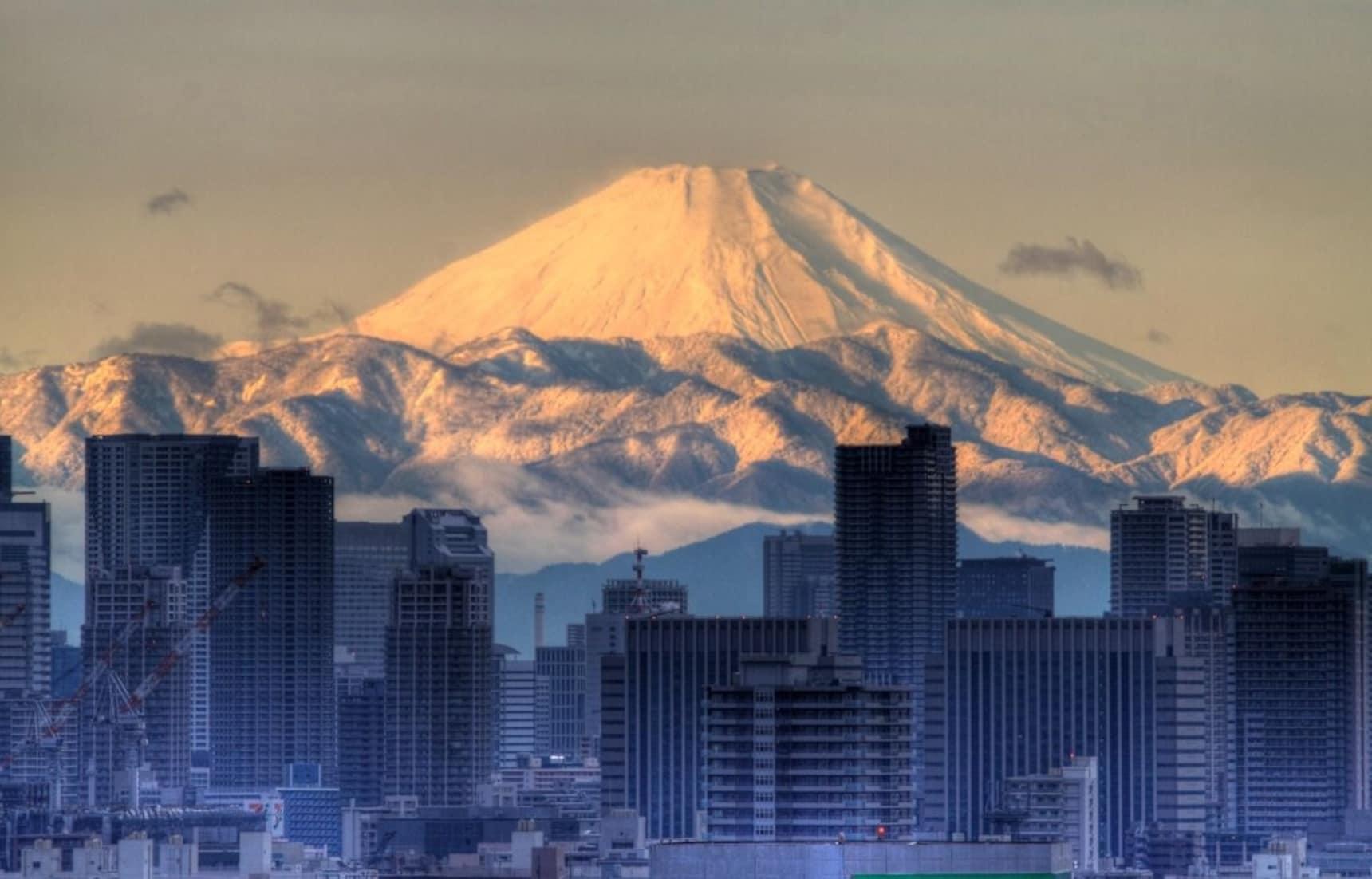 千面千寻,你所不知道的富士山