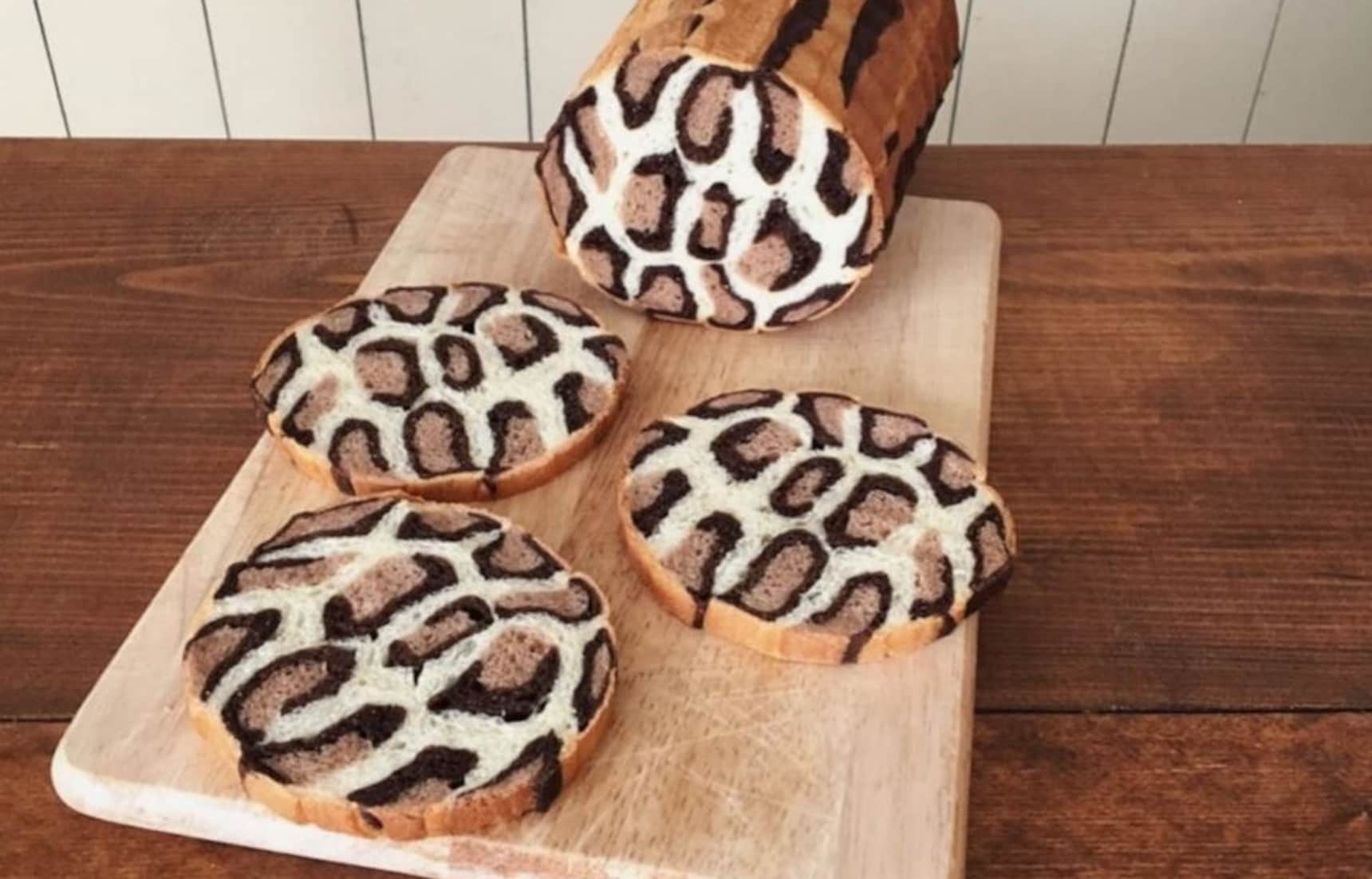 Japanese Baker Reveals Beautiful Bread Art