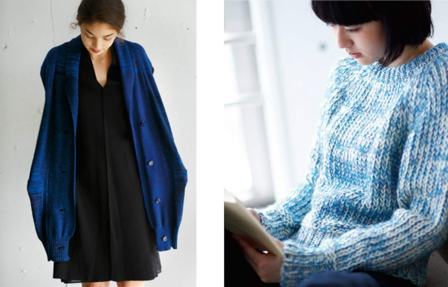 4家复古味道的日本针织制衣品牌