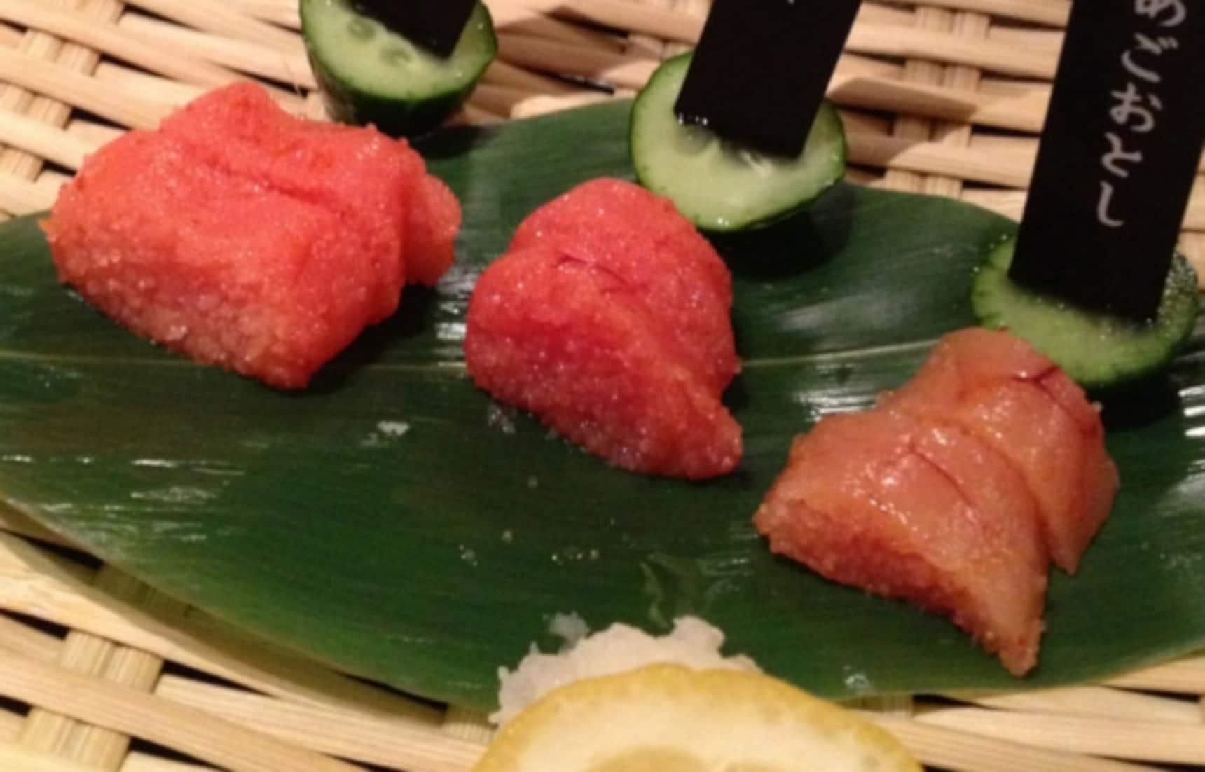 Otoshi: Izakaya's Compulsory Appetizer