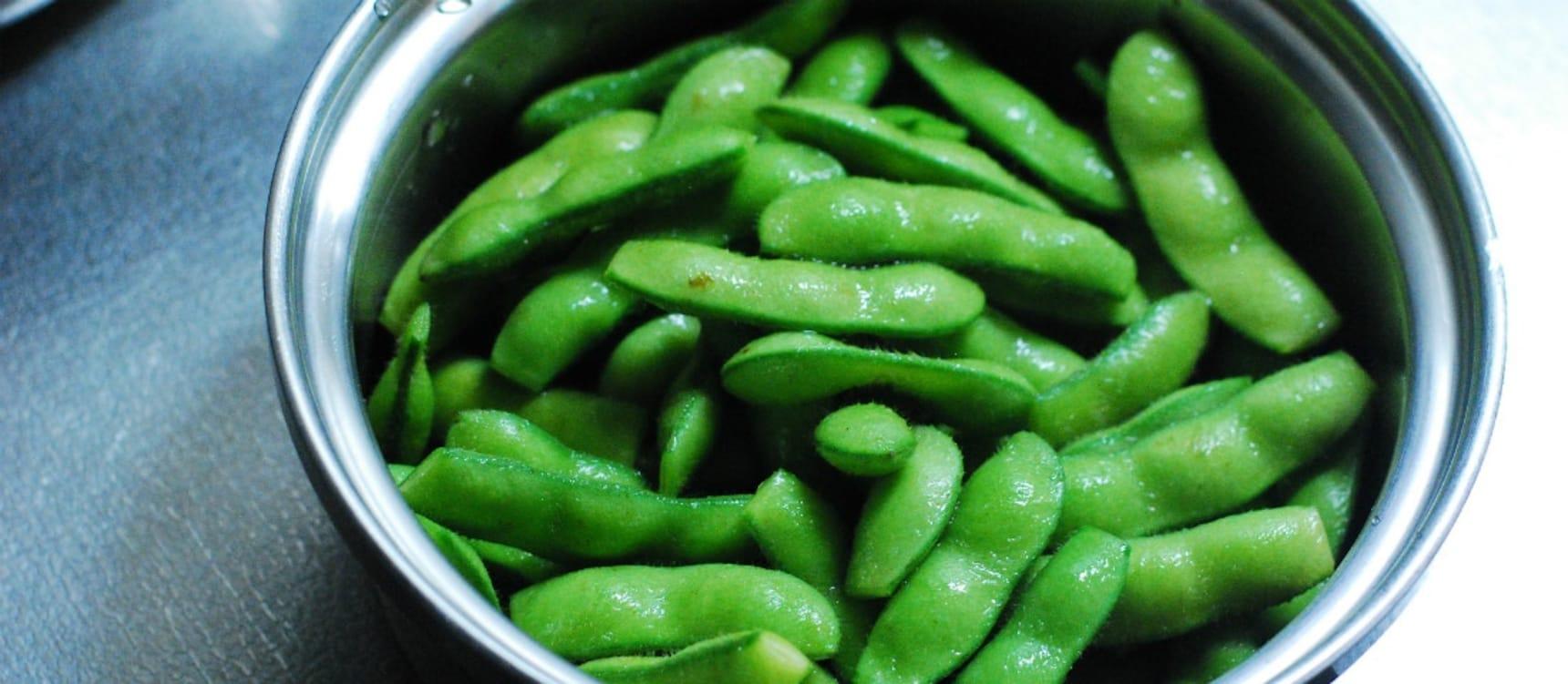 Edamame: Japan's Favorite Snack