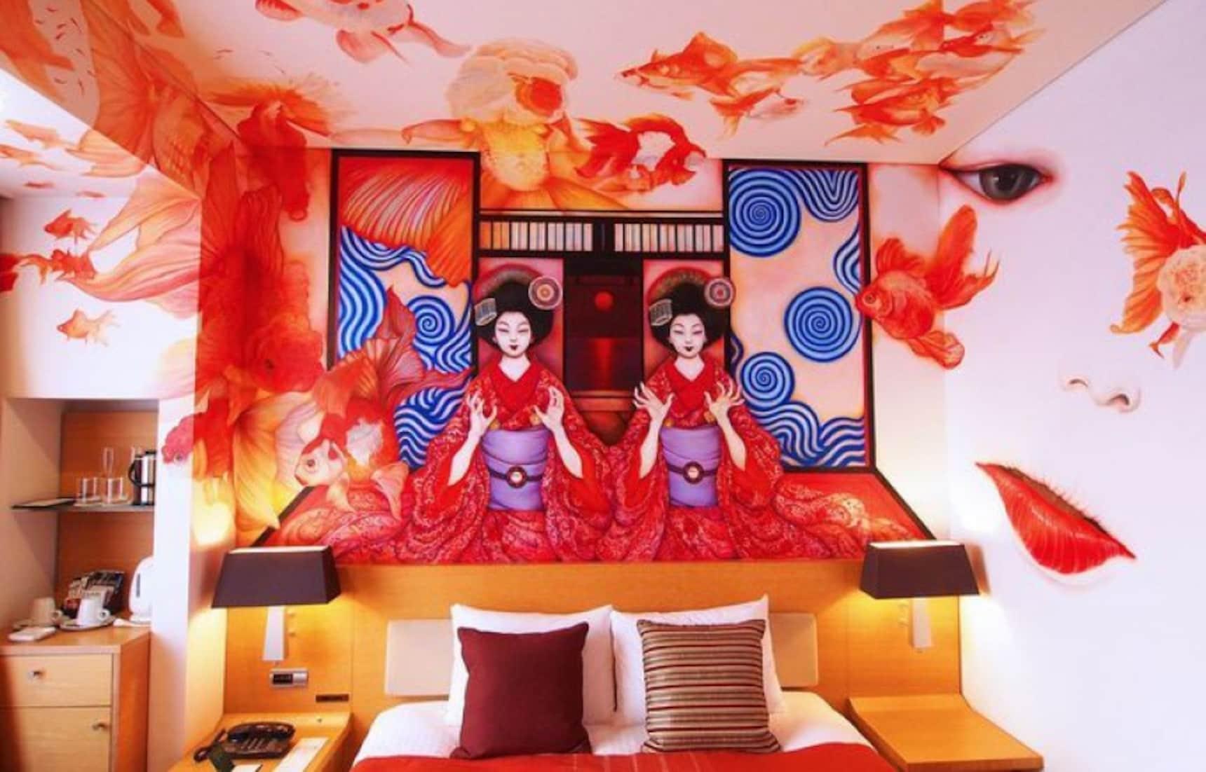 도쿄에서 가장 인기 있는 호텔 5