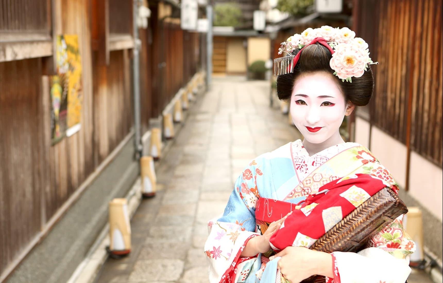 แต่งตัวเป็น Maiko กับ 5 สตูดิโอถ่ายภาพใน Kyoto