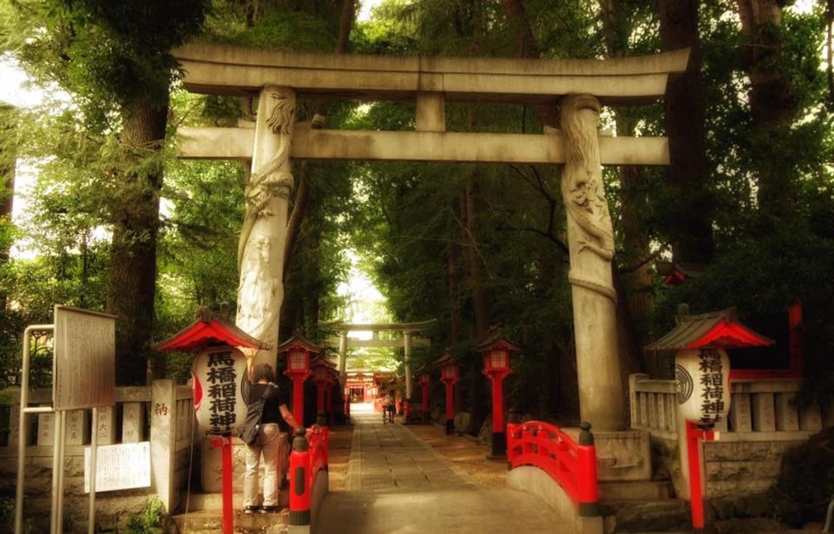 The 3 Dragon Gates of Tokyo