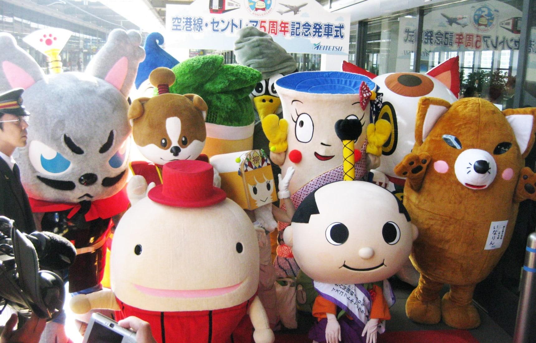 为什么日本的吉祥物那么多