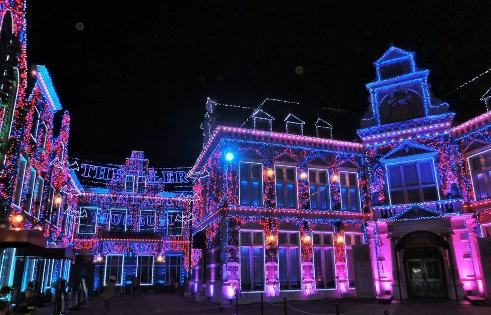 Huis Ten Bosch's 3-D Projection Mapping Show