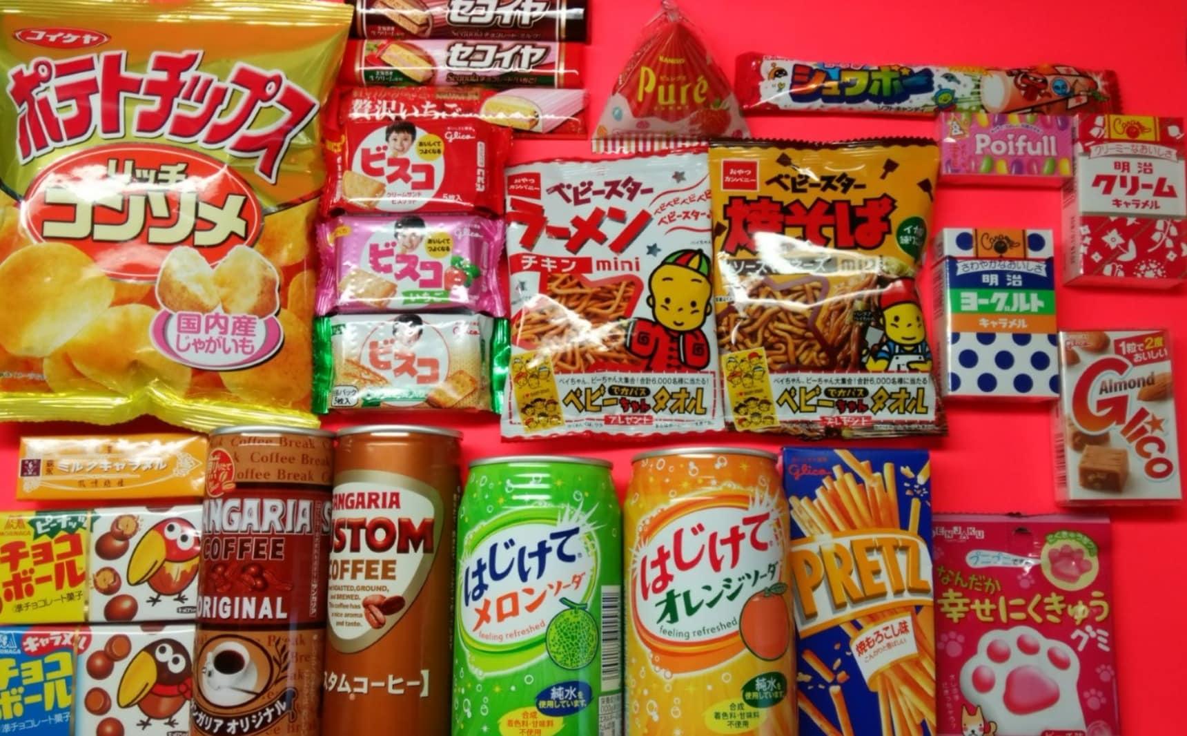 แนะนำ 7 ขนมอร่อยในร้านร้อยเยน