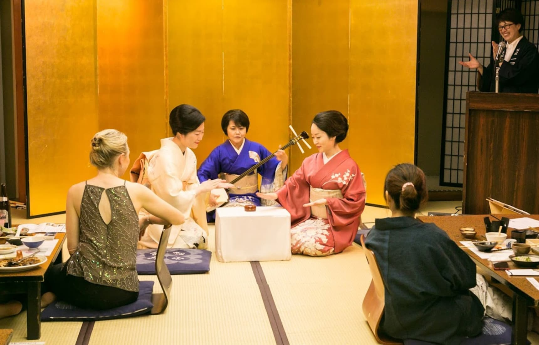 Geisha & Handicraft Experiences in Hakone