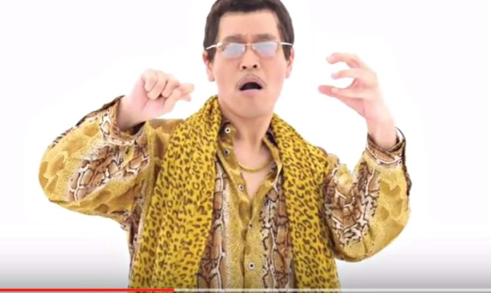 'Pen-Pineapple-Apple-Pen' Takes World by Storm