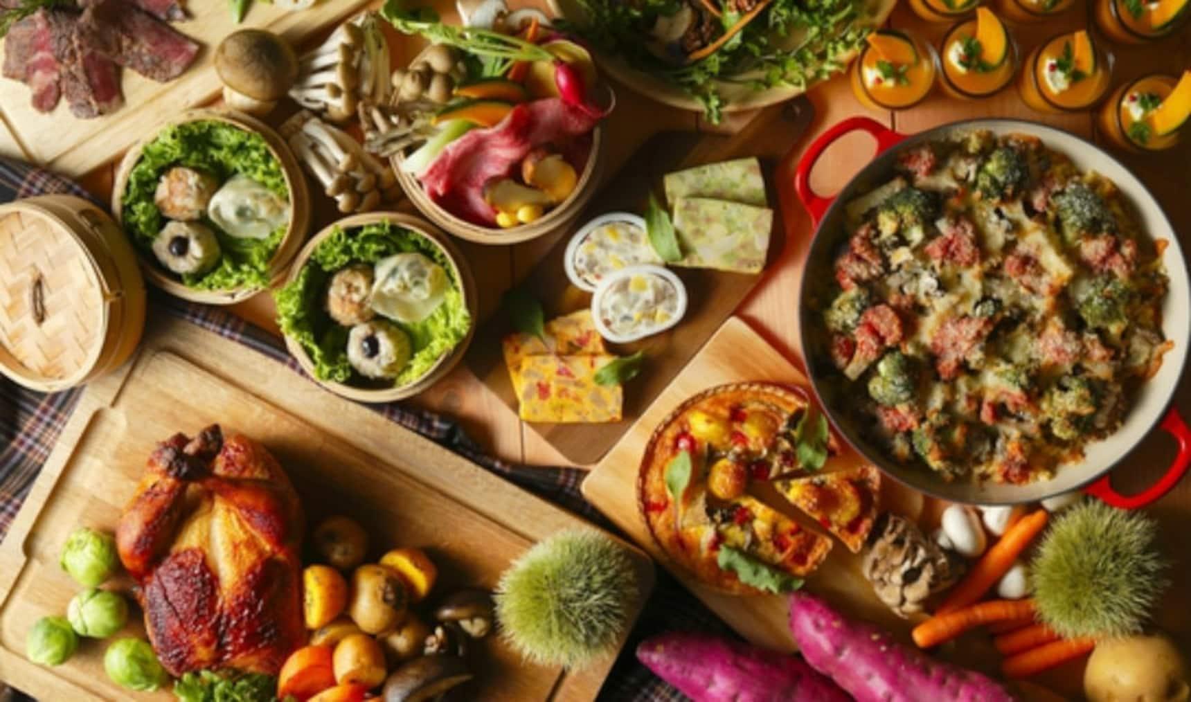 Top 5 Japanese Autumn Foods