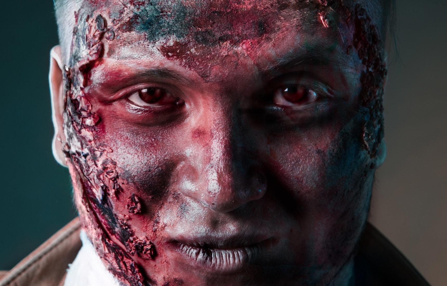 6 Truly Horrifying Halloween Makeup Ideas