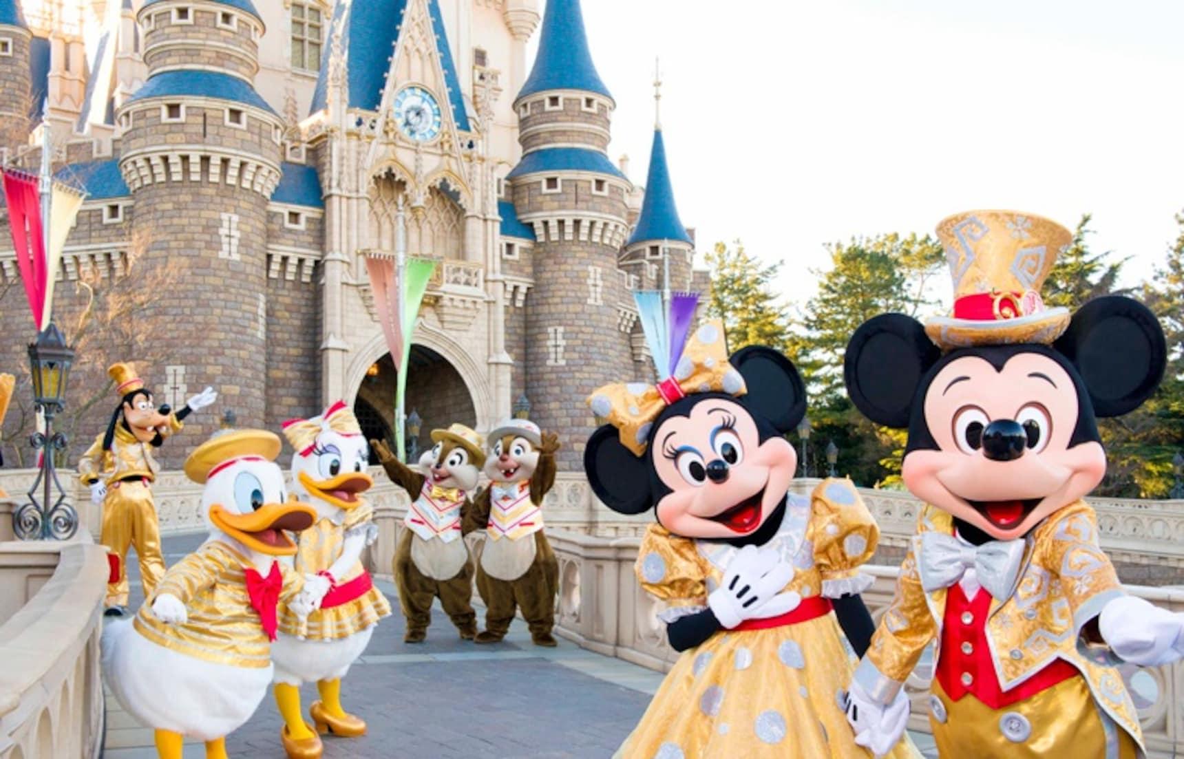 죠시타비(女子旅)1탄:도쿄 디즈니랜드 여행 플랜 part 2