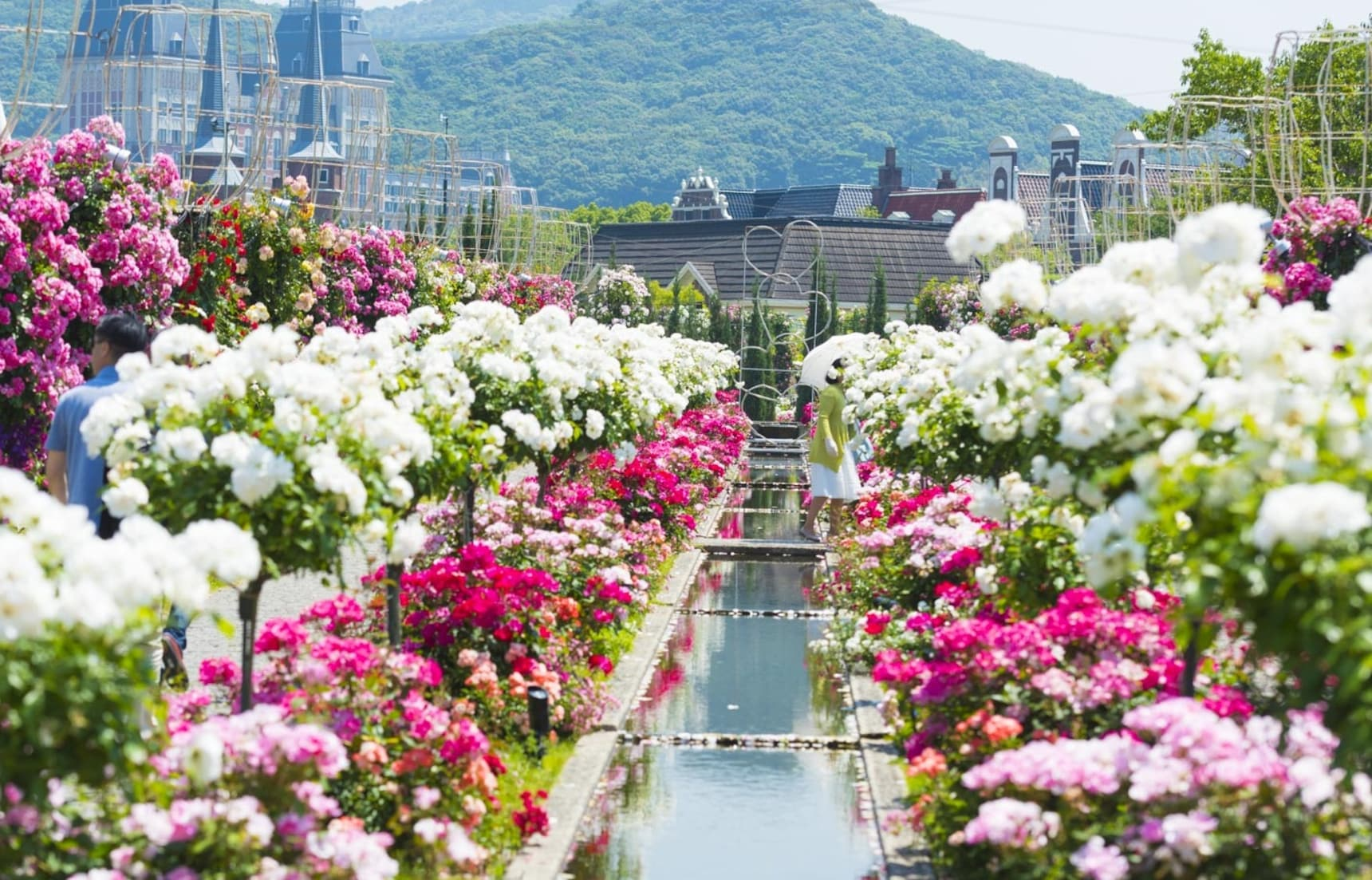 Huis Ten Bosch & Sasebo Sightseeing