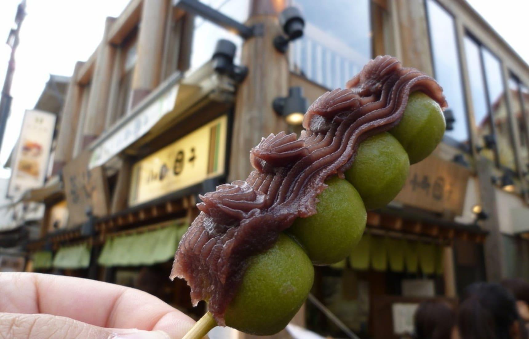 Kamakura's Komachi Street Top 10 Food Guide