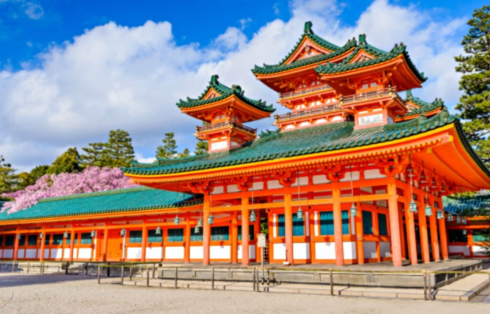 The Ancient City of Kyoto Bus Tour