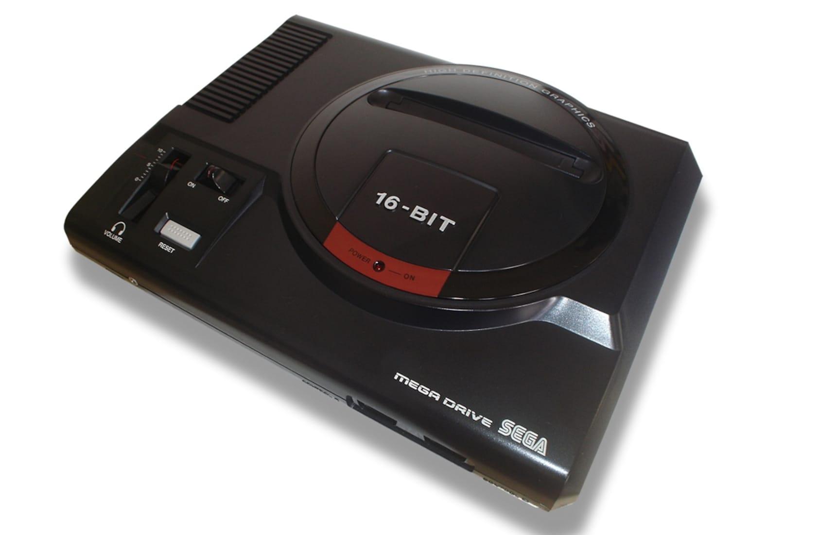 Sega's Mega Drive/Genesis Lives Again!