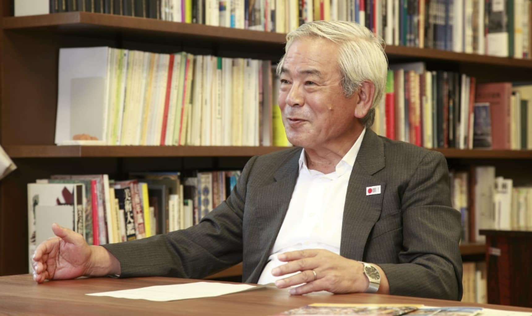 Masanori Aoyagi on Japan's World Heritage
