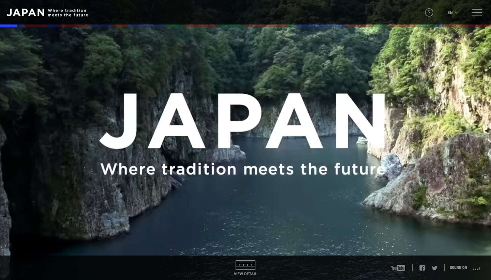 Japan—Where Tradition Meets the Future
