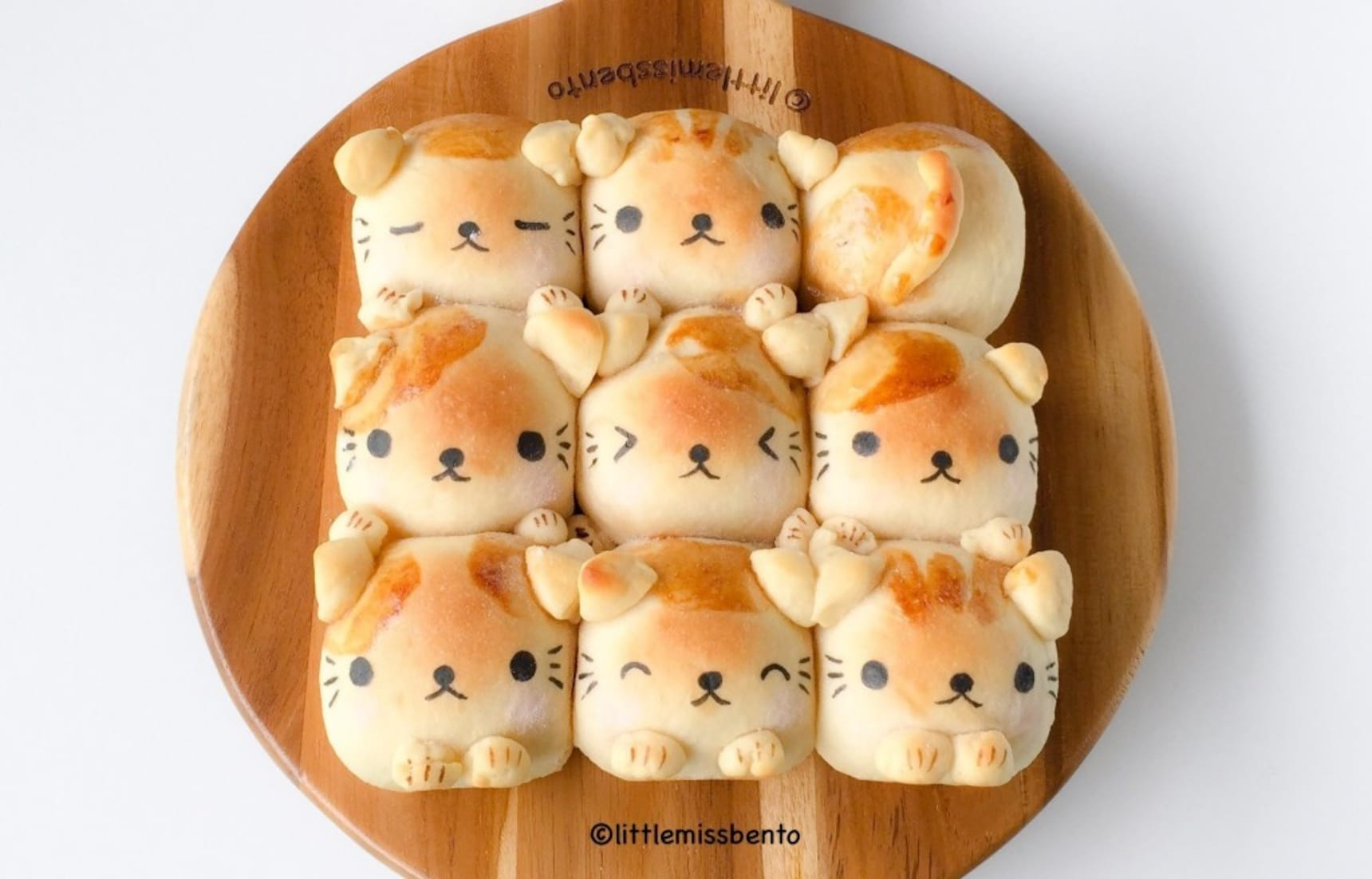 8 Adorable Animal Bread Recipes
