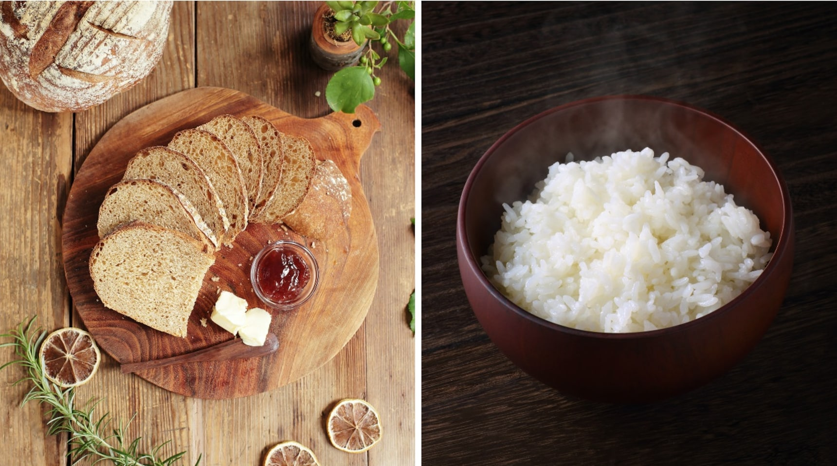 What Bread or Rice Says About You